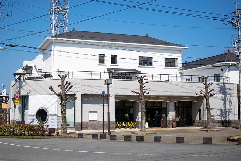 臼杵市観光交流プラザの外観写真