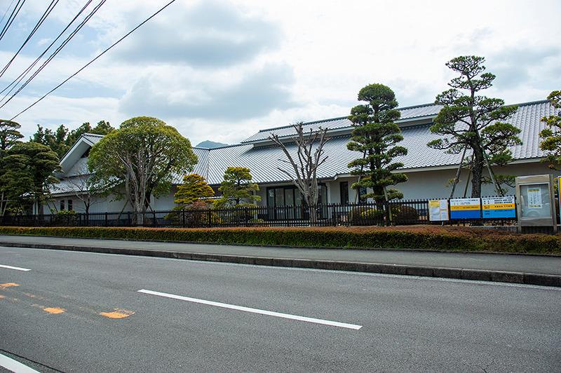 臼杵市歴史資料館の外観写真